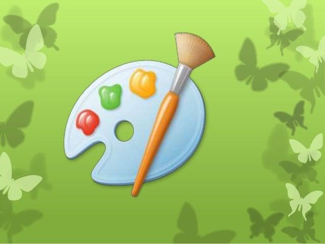 Explorando y Creando en Paint
