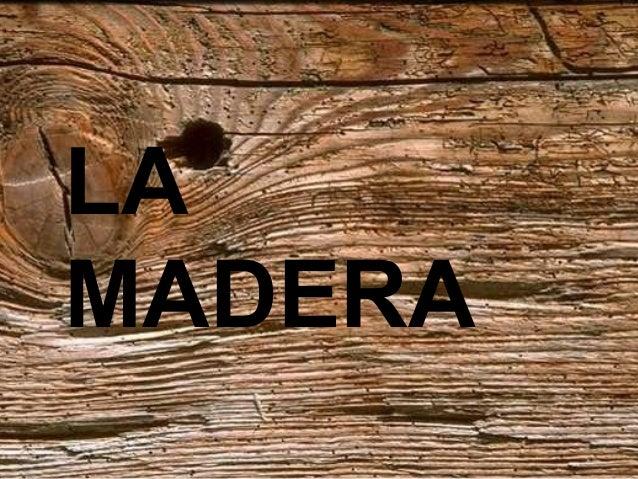 La madera - Transferir fotos a madera ...