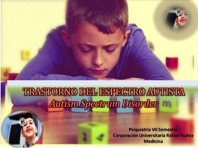 Psiquiatría VII Semestre Corporación Universitaria Rafael Nuñez Medicina