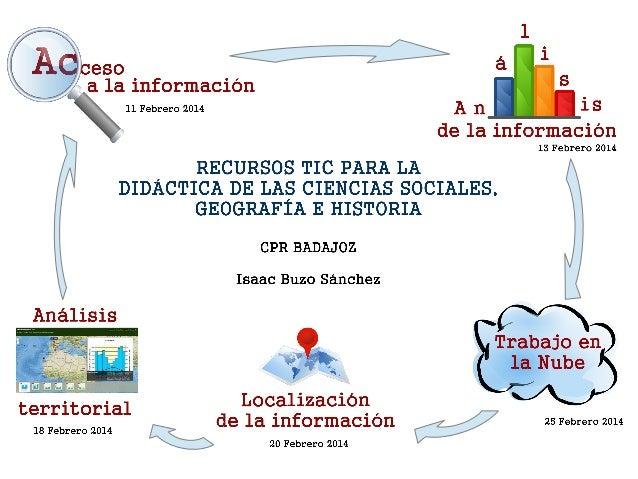 Las TIC para el acceso a la información