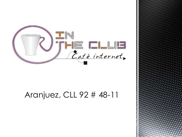 Aranjuez, CLL 92 # 48-11