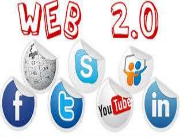 ¿Que es la web 2.0?  LaWeb 2.0 es la representación de la evolución de las aplicaciones tradicionales hacia aplicaciones ...