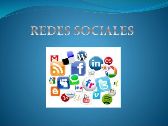 ¿QUÉ SON LAS REDES SOCIALES ?  1. Una red social es una forma de representar una  estructura social, asignándole un símbol...