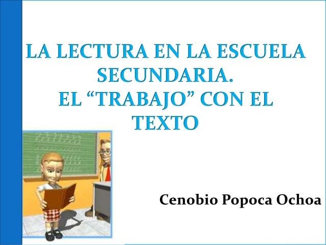 Los maestros debemos fomentar  en los alumnos el gusto por la  lectura.
