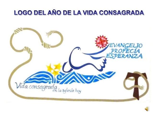 LOGO DEL AÑO DE LA VIDA CDNSAGRADA