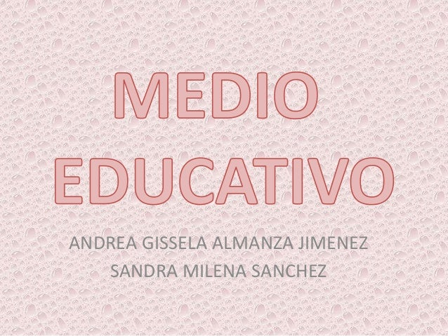 ANDREA GISSELA ALMANZA JIMENEZ  SANDRA MILENA SANCHEZ