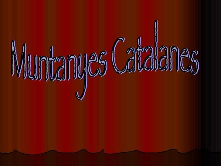 muntanyes catalanes (mag)