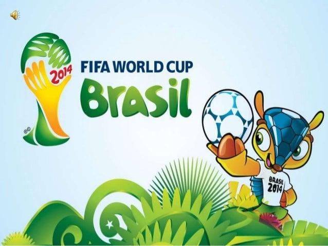 La Copa Mundial de la FIFA Brasil 2014 es la XX  edición de la Copa Mundial de Fútbol. Este  torneo se realiza en Brasil e...