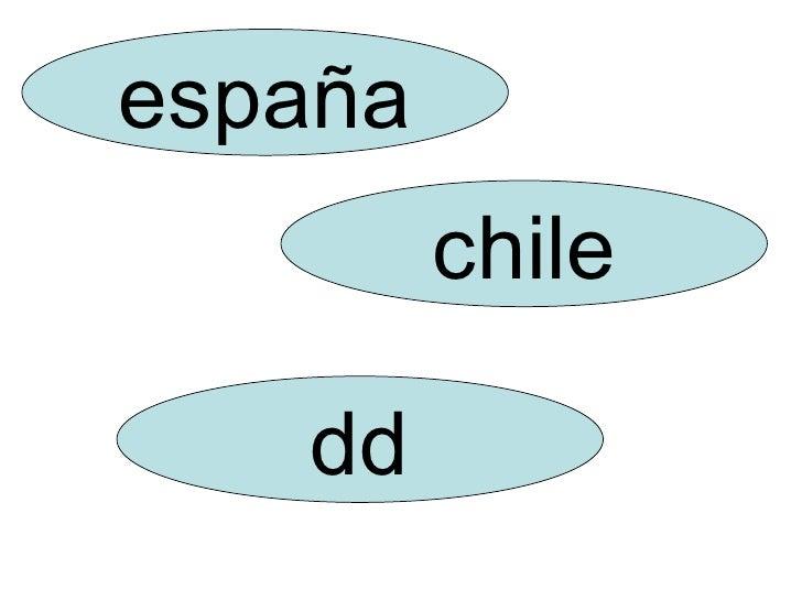 españa chile dd