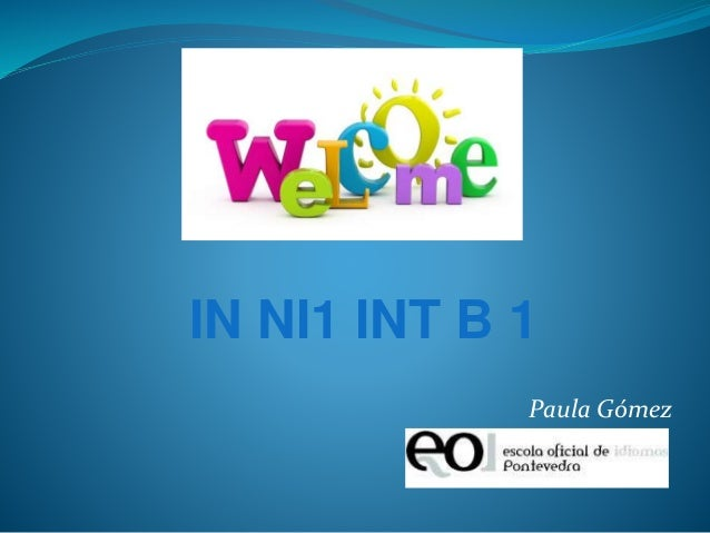 Paula Gómez IN NI1 INT B 1