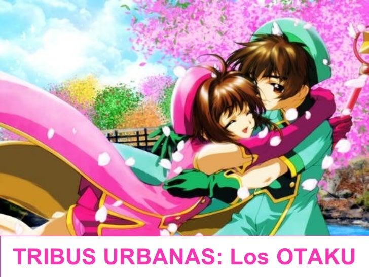 TRIBUS URBANAS: Los OTAKU