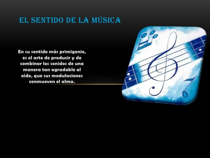La Musica En Mi Vida: La Musica - 62.6KB