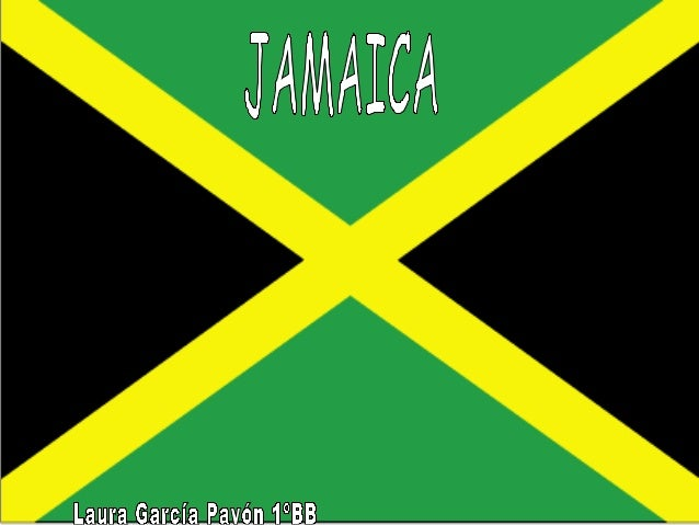 The Jamaican flag• The national flag of Jamaica was adopted  on August 6, 1962, the day of  independence. It consists of t...