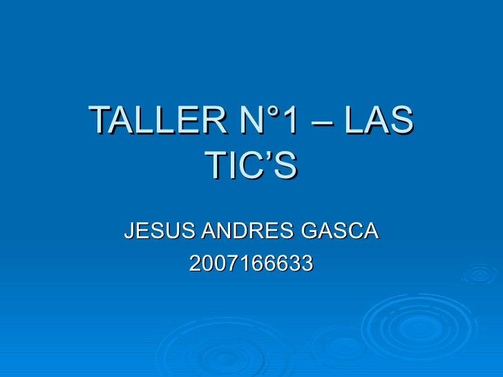 Presentación1 tics