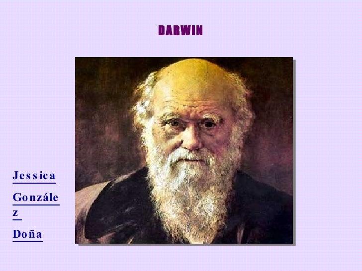 DARWIN Jessica González  Doña