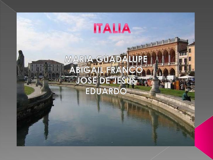 ITALIA<br />MARIA GUADALUPE <br />ABIGAIL FRANCO <br />JOSE DE JESUS<br />EDUARDO<br />