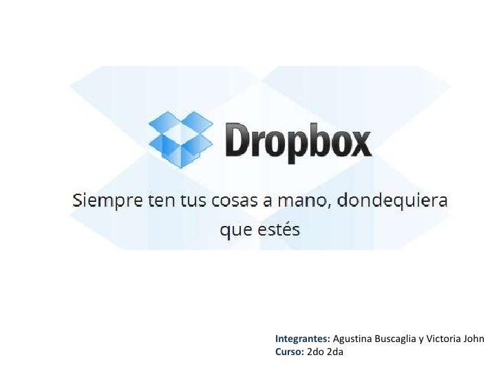 Guía de Dropbox