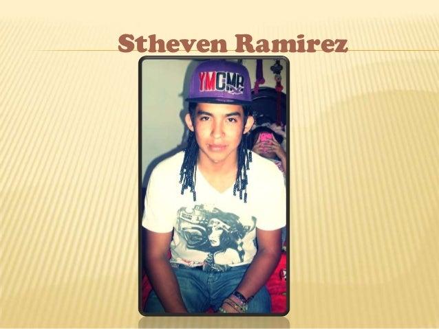Stheven Ramirez