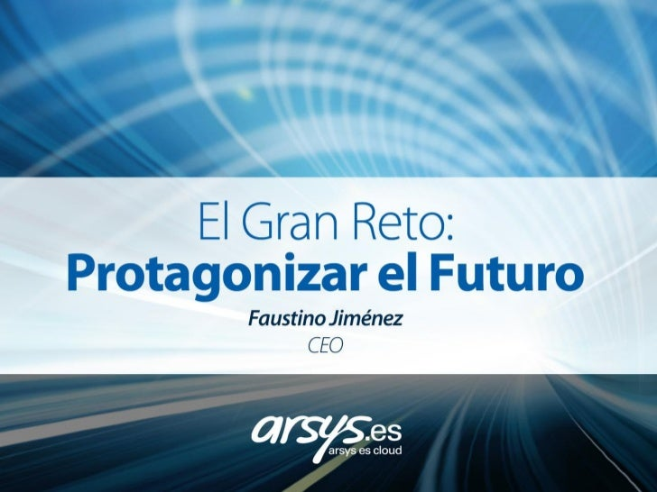El Gran Reto: Gestionar el Futuro - 26 Encuentro de las Telecomunicaciones #TELCO26