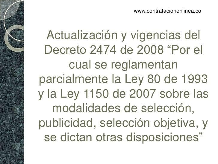 Presentación 2874 de 2008 versional final