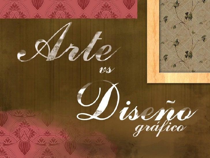 PresentacióN2 Arte DiseñO