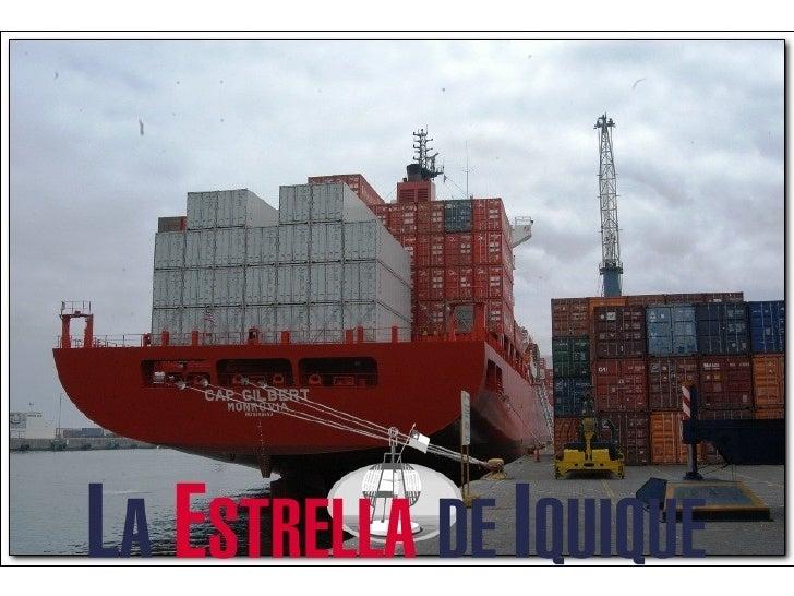 Megabarco en Iquique