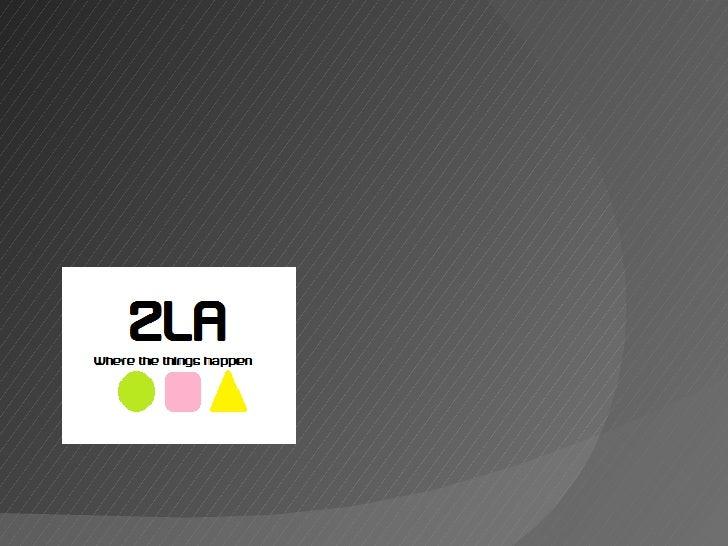 2LA es una empresa que nace para brindar servicios de primer nivel en consultoría IT,bajo el paradigma de bajo costo, exce...