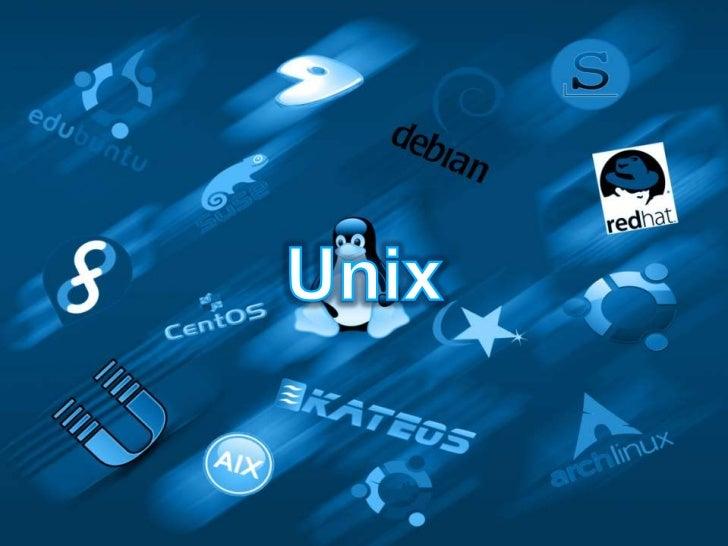 Unix<br />