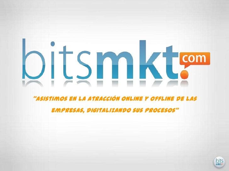 BITSMKT - Digital Marketing Agency
