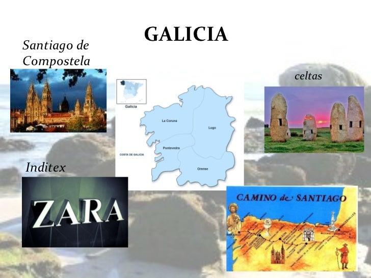 Presentación alumnos sobre galicia