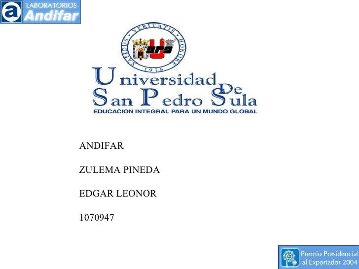 ANDIFAR ZULEMA PINEDA EDGAR LEONOR 1070947