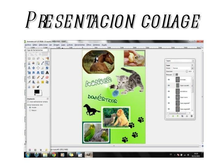 Presentacion collage