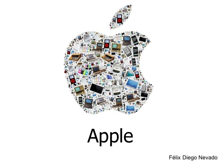 Apple Félix Diego Nevado