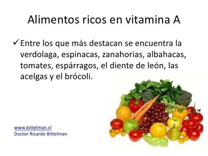 Alimentos con vitaminas a hogar y ideas de dise o - Alimentos con muchas vitaminas ...