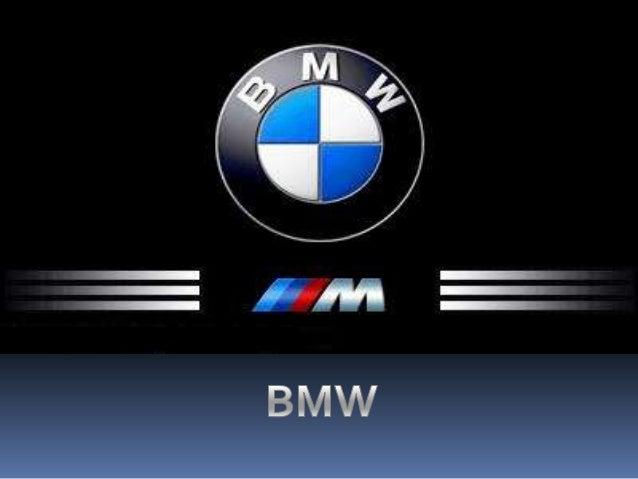 Presentación bmw