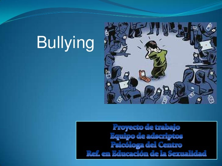 Presentación bulling (1)