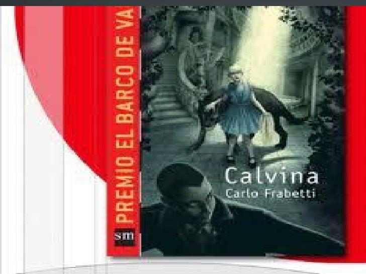 """Presentaciã""""n calvina (1)"""