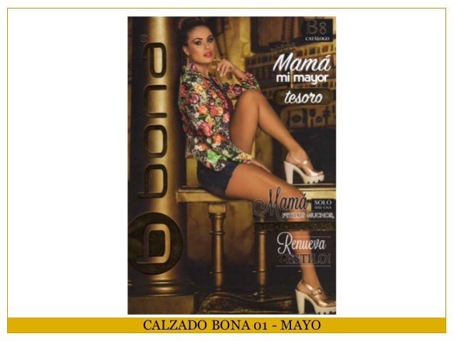 CALZADO BONA 01 - MAYO