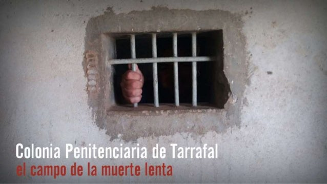 Colonia penitenciaria de tarrafal el campo de la muerte for La colonia penitenciaria