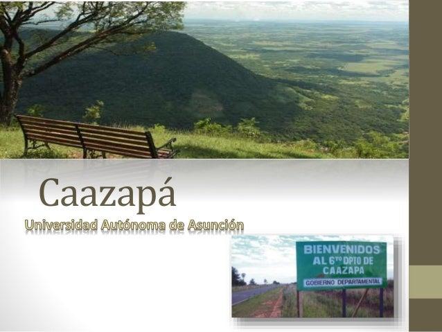 Caazapa