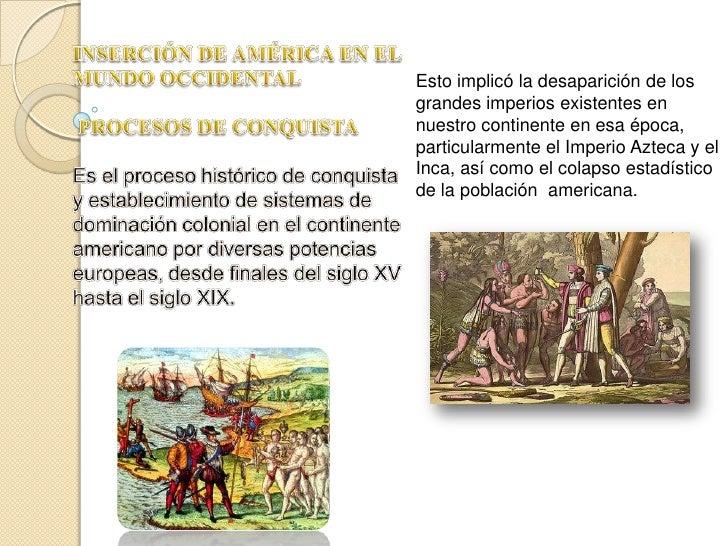 Esto implicó la desaparición de losgrandes imperios existentes ennuestro continente en esa época,particularmente el Imperi...