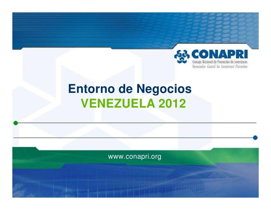 Presentación Conapri Telecomunicaiones ene 2012