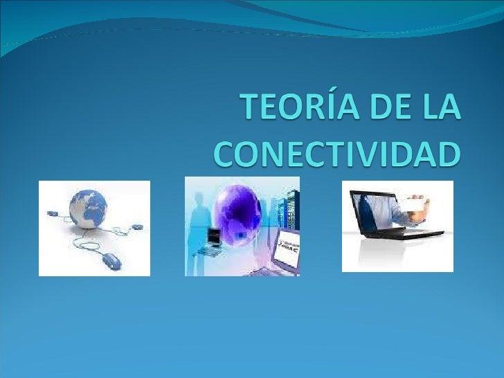 Presentación conectividad