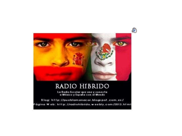 Presentación Conferencia_Radio Híbrido