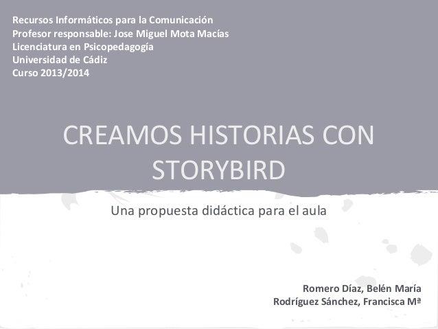 Recursos Informáticos para la Comunicación Profesor responsable: Jose Miguel Mota Macías Licenciatura en Psicopedagogía Un...
