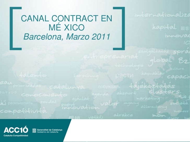 Oportunitats de negoci a Mèxic: el contract en el sector turístic