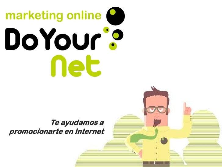Presentación corporativa do yournet