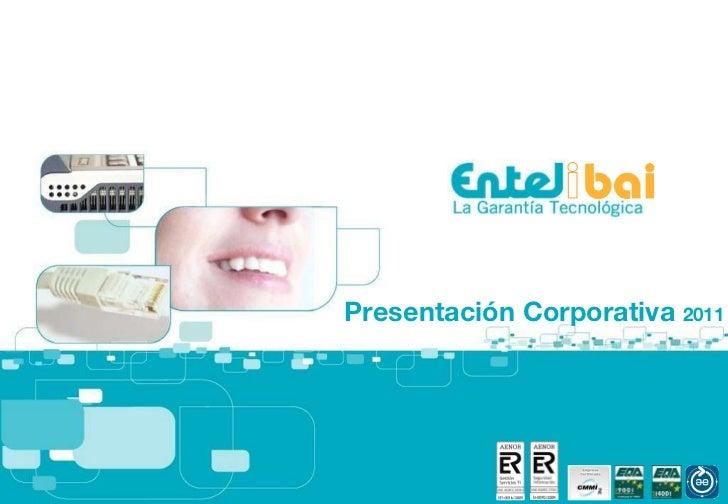 Presentación Corporativa  2011
