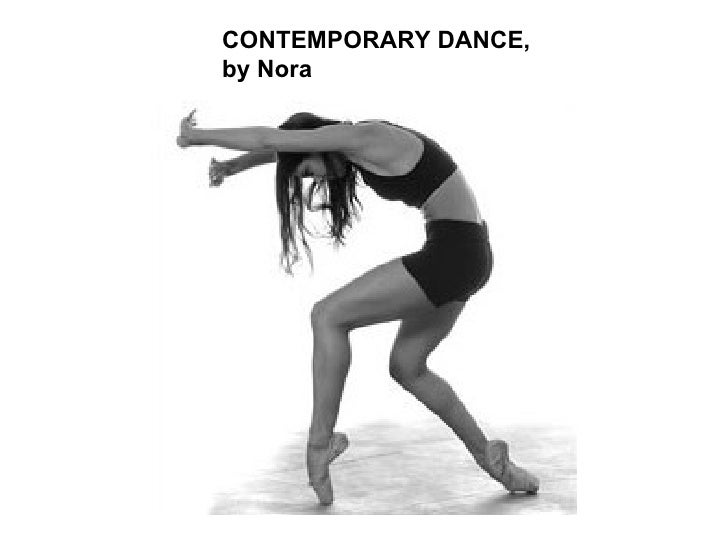 Contemporary Dance, by Nora