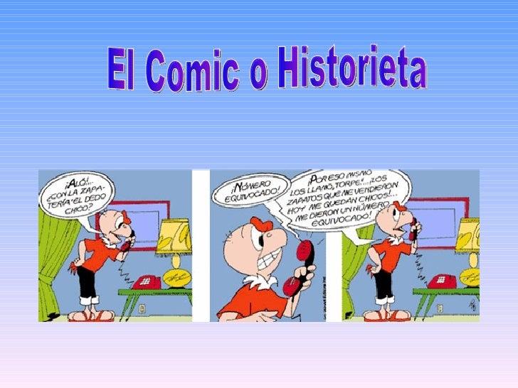 El Comic o Historieta